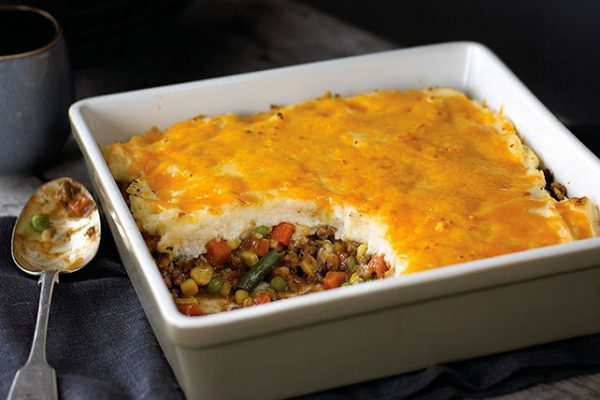 Hand made shepard's pie entre for 4