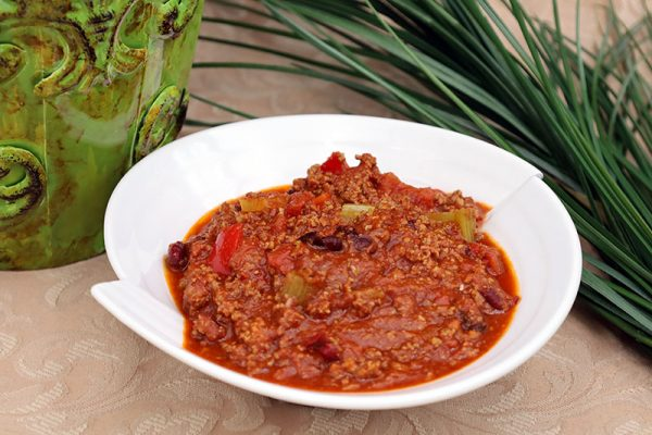 Beef Chili con Carne