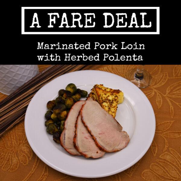 Marinated Pork Loin Title