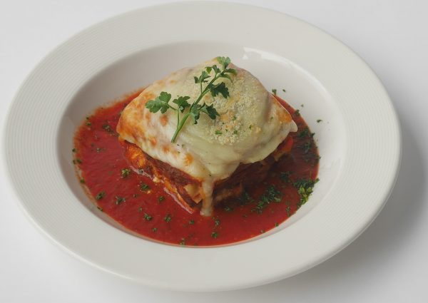 Hand made Meat Lasagne entre for 4