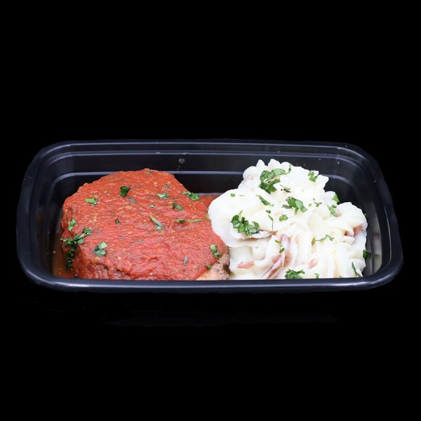 Ricotta & Rosemary Meatloaf